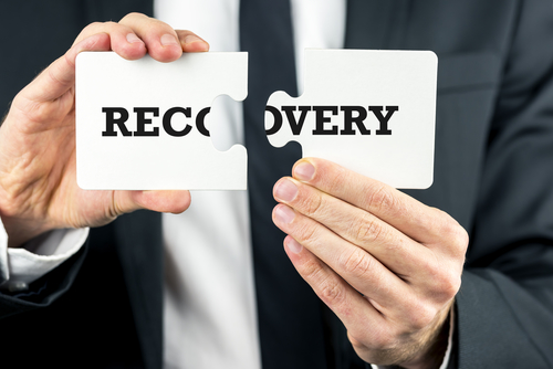 recover from to much debt